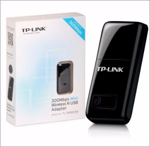 Mini USB Adapter TL-WN823N